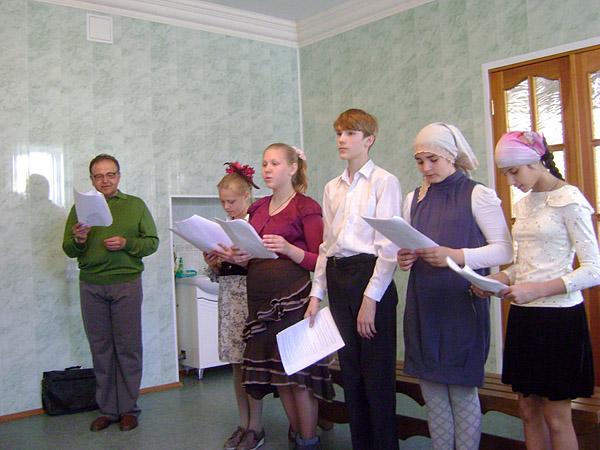 Рождественский сценарий для воскресных школ
