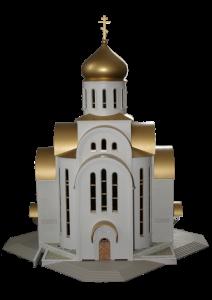 1.Свято-покровский храм